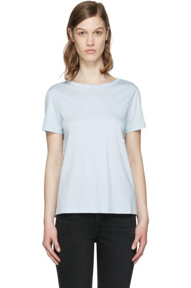 Helmut Lang - Blue Tie T-Shirt