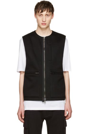 Helmut Lang - Black Flack Vest
