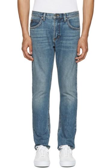 Helmut Lang - Blue Mr. 87 Jeans