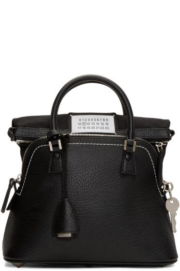 Maison Margiela - Black Small 5AC Bag