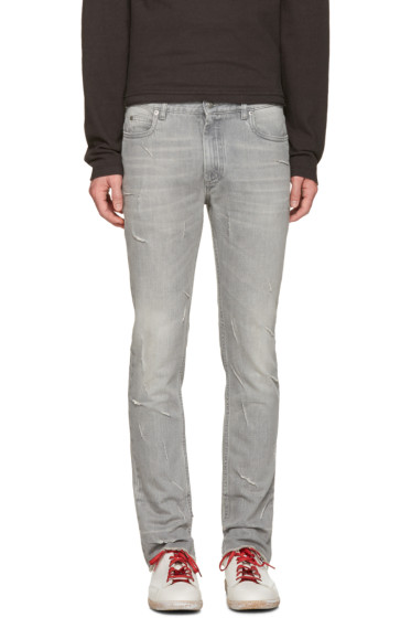 Maison Margiela - Grey Scars Jeans