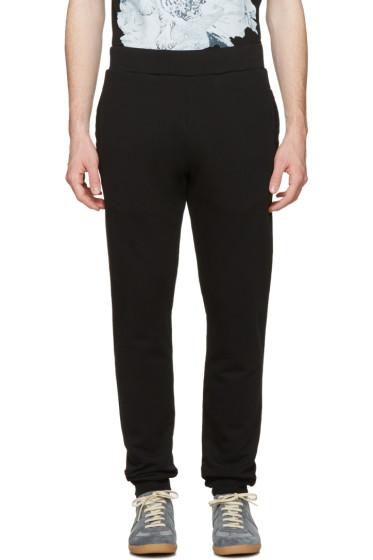 Maison Margiela - Black Slim Lounge Pants