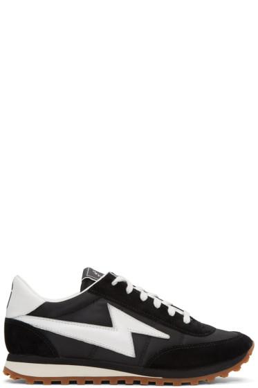 Marc Jacobs - Black Astor Jogger Sneakers