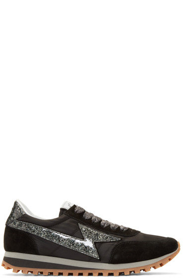 Marc Jacobs - Black Lightning Sneakers