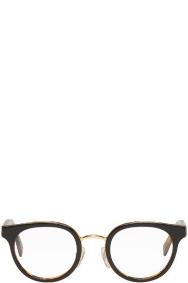 Super - Black & Tortoiseshell Numero 22 Glasses