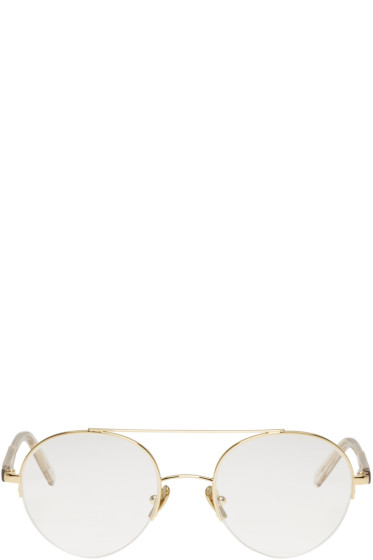 Super - Gold Numero 24 Glasses