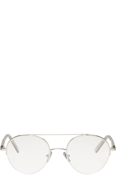 Super - Silver Numero 24 Glasses