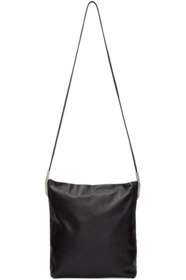 Rick Owens - Black Big Adri Bag