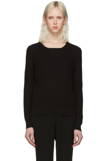 A.P.C. - Black Tyler Sweater