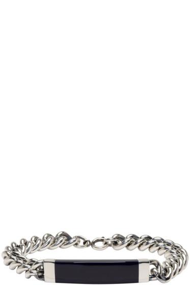 A.P.C. - Silver Poole Bracelet