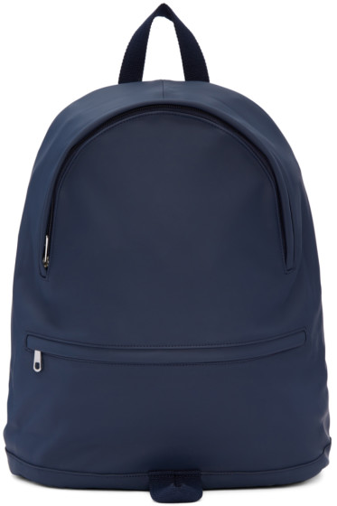 A.P.C. - Navy Alexandre Backpack