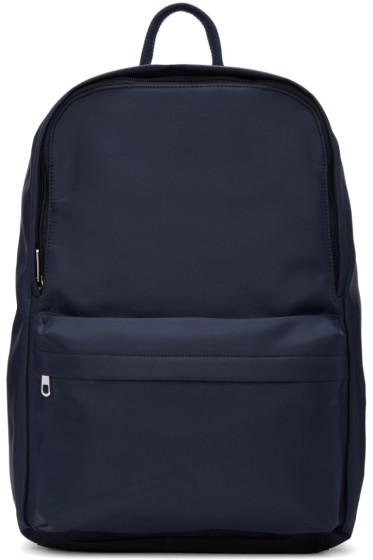 A.P.C. - Navy Arthur Backpack