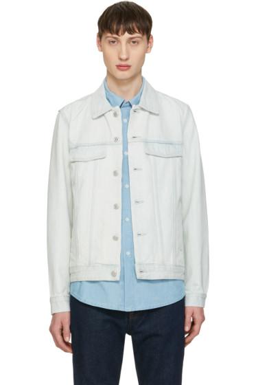 A.P.C. - Blue Denim Waren Jacket