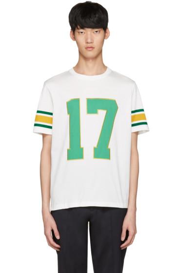 Paul Smith - White 'Summer 17' T-Shirt