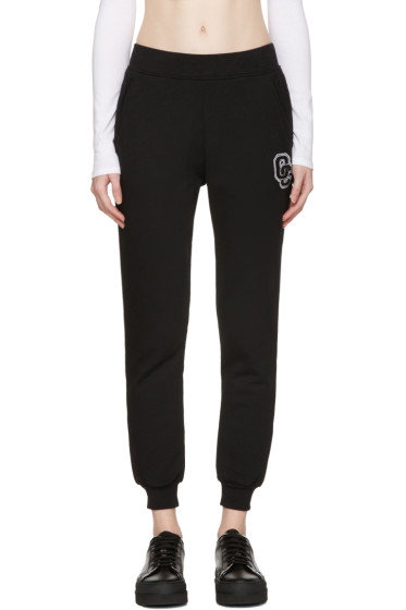 Opening Ceremony - Black Patch Logo Lounge Pants