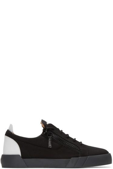 Giuseppe Zanotti - Black Foxy London Sneakers