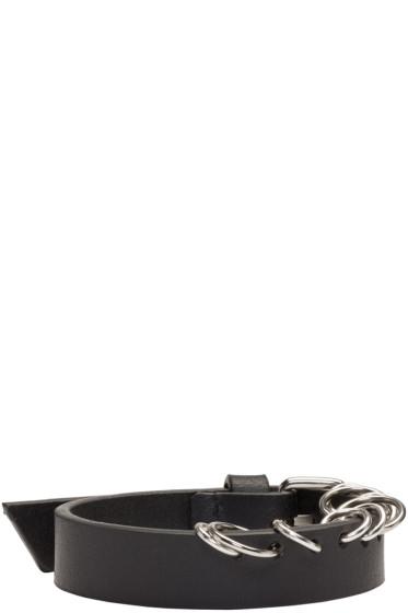 Damir Doma - Black Arco Bracelet