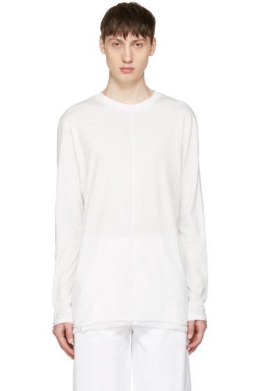 Damir Doma - White Tre T-Shirt
