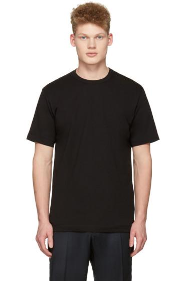 Comme des Garçons Shirt - Black Back Logo T-Shirt