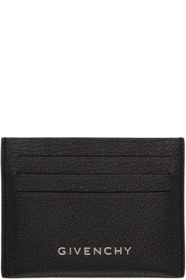 Givenchy - Black Pandora Card Holder