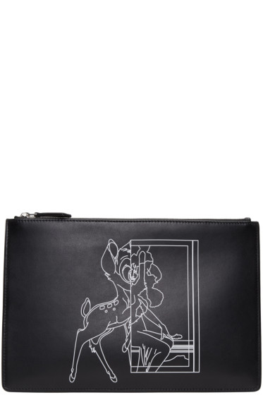 Givenchy - Black Bambi Pouch