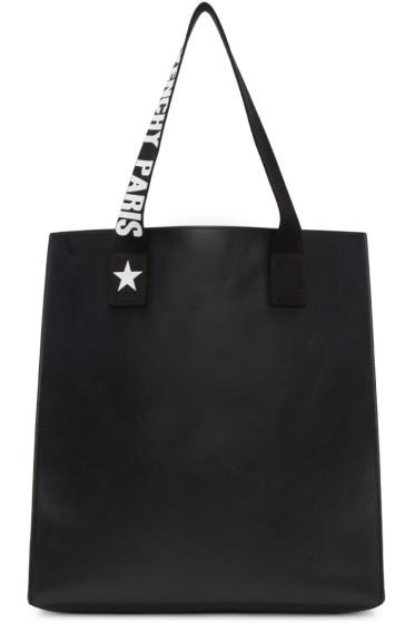 Givenchy - Black Medium Stargate Tote