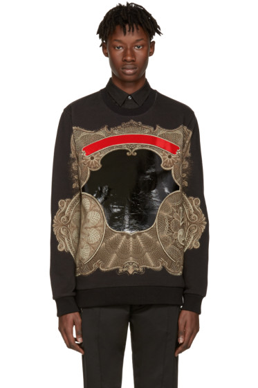 Givenchy - Black Money Pullover