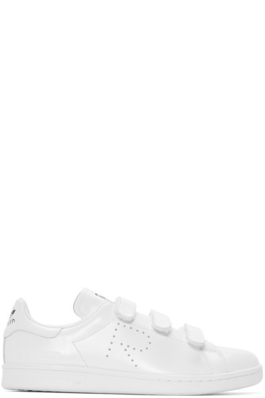 Raf Simons - White adidas Originals Edition Stan Smith Comfort Sneakers