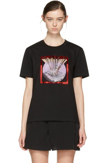 Carven - Black Logo T-Shirt