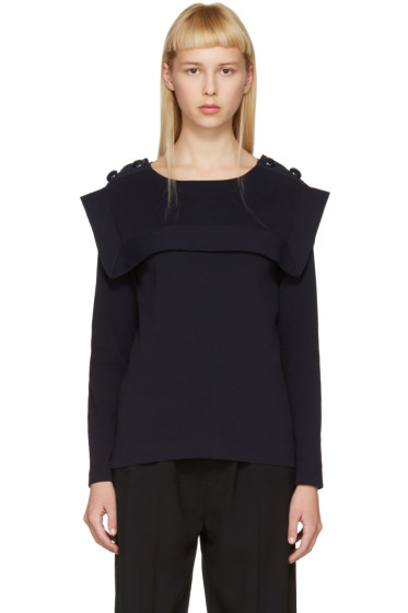 Chloé - Navy Sailor Sweater