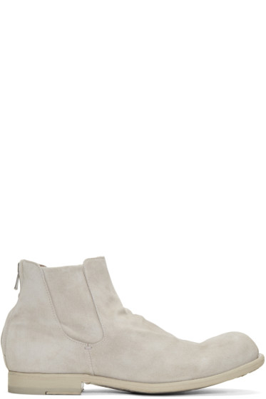 Officine Creative - Grey Bubble 38 Chelsey Boots