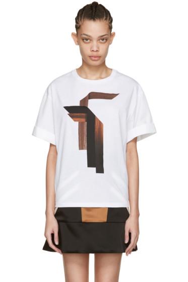 Neil Barrett - White Sanfor T-Shirt