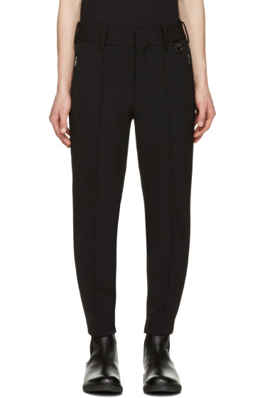 Neil Barrett - Black Slim Ski Trousers