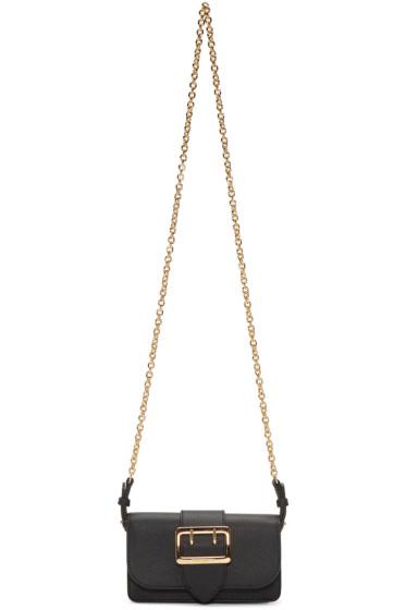Burberry - Black Mini Phone Bag