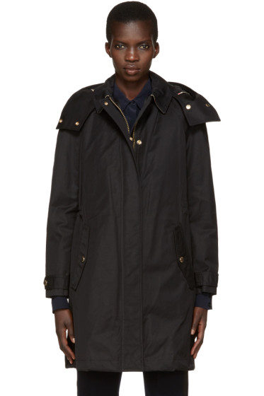 Burberry - Black Harlington Parka