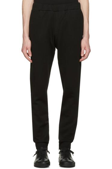 Burberry - Black Fulwell Lounge Pants