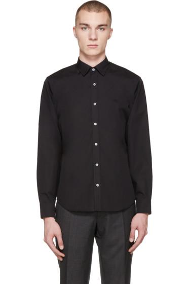 Burberry - Black Cambridge Shirt