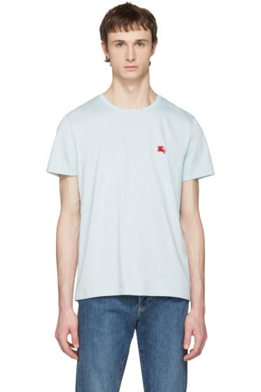 Burberry - Blue Tunworth T-Shirt