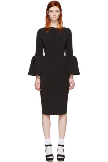 Roksanda - Black Margot Dress