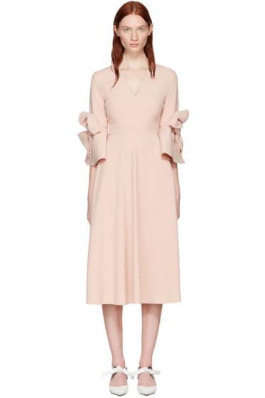 Roksanda - Pink Sibelle Dress