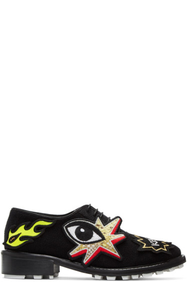 Kenzo - Black K-Patch Derbys