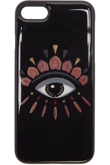 Kenzo - Black Nagai Eye iPhone 7 Case