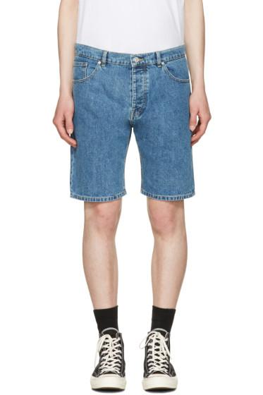 Kenzo - Blue Denim Shorts