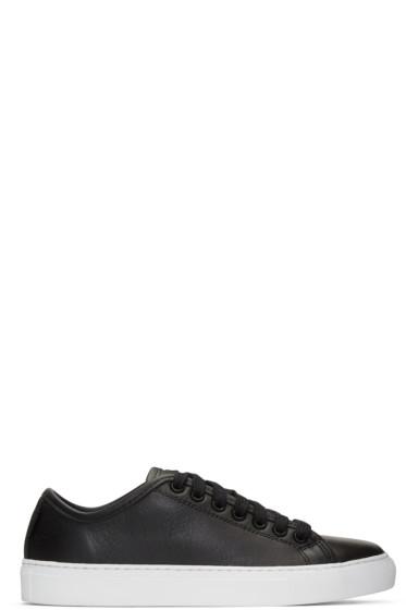 Diemme - Black Veneto Low Sneakers
