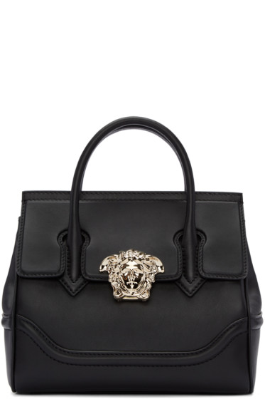 Versace - Black Medium Palazzo Empire Bag