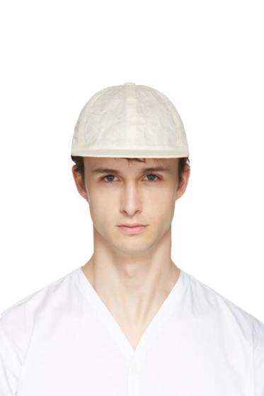Sasquatchfabrix - Off-White Washi Paper Cap