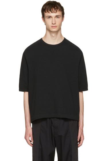 Sasquatchfabrix - Black Window Waffle T-Shirt
