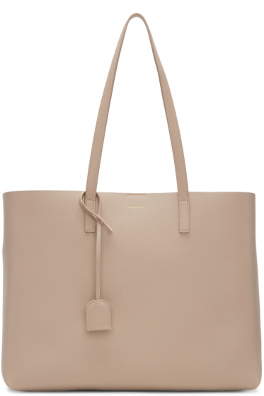 Saint Laurent - Pink Large Shopping Tote