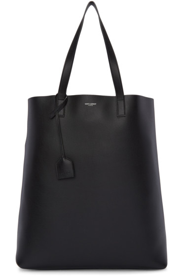 Saint Laurent - Black Shopping Tote Bag