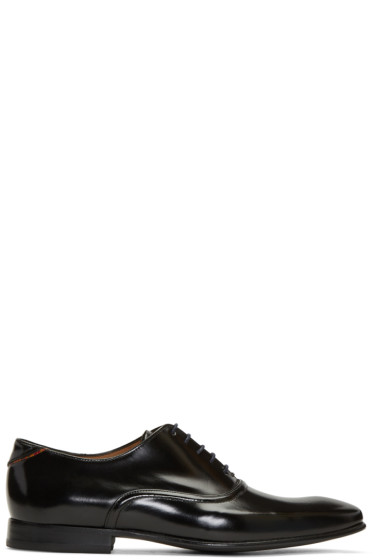 PS by Paul Smith - Black Leather Starling Oxfords